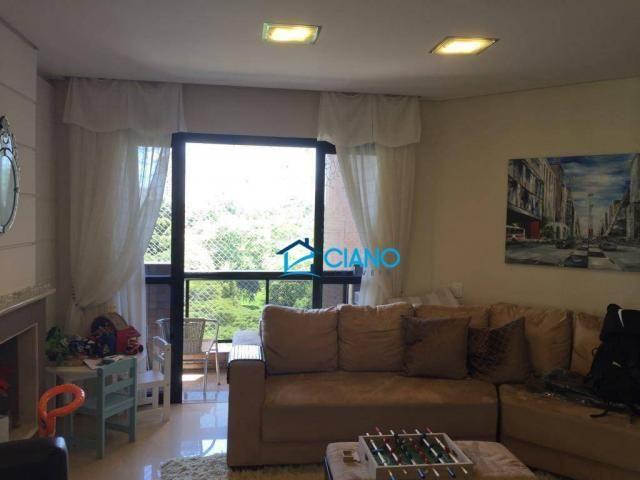 Apartamento com 4 dormitórios à venda, 187 m² por r$ 1.050.000,00 - anália franco - são pa - Foto 3