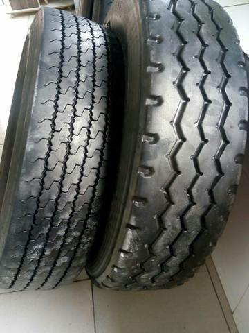 Vendo pneus recapado