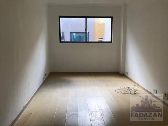 Apartamento para alugar, 87 m² por R$ 1.200,00/mês - Cristo Rei - Curitiba/PR - Foto 16