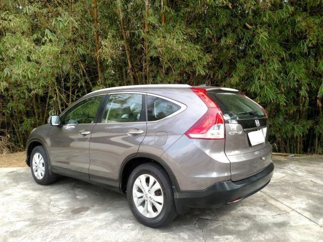 Honda cr-v EXS 2012  * consorcio - Foto 4