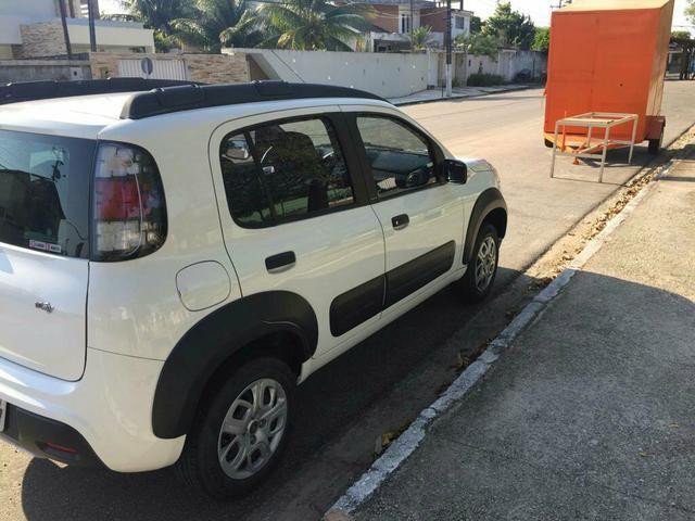 """Fiat uno vivace Way 2016 ! OPORTUNIDADE ÚNICA! """"Leia o anúncio""""! - Foto 7"""