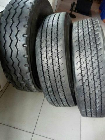 Vendo pneus recapado - Foto 2