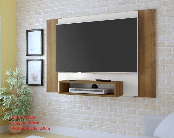 Painel Cine Artely para tv até de 40 polegadas