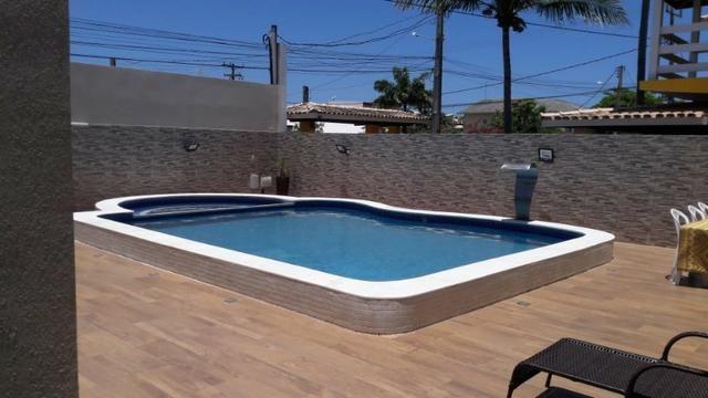 Casa duplex 5 suítes, 1/4 em Barra do Jacuípe Magnifica - Diária - Foto 17