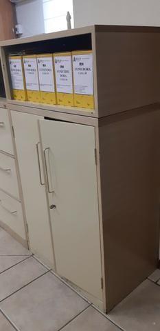 Vendo arquivo de metal para escritório - Foto 3