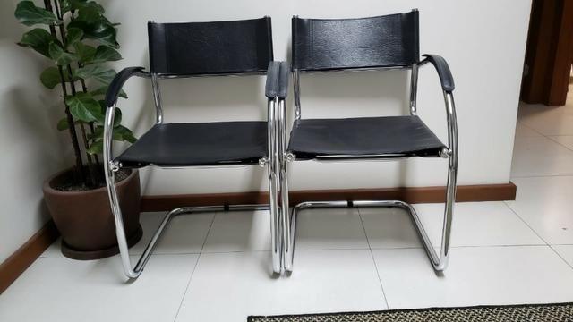 Cadeiras - Sala de Recepção