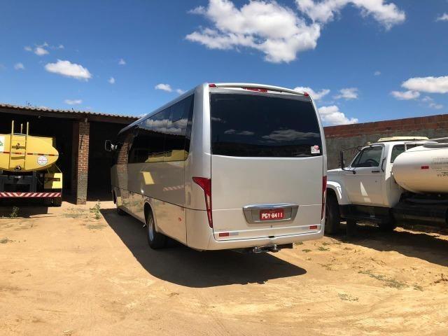 Vendo Micro-Ônibus Volare Motor DW9 - Foto 3