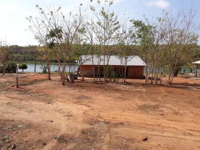 Chácara beira do lago do manso - Foto 2