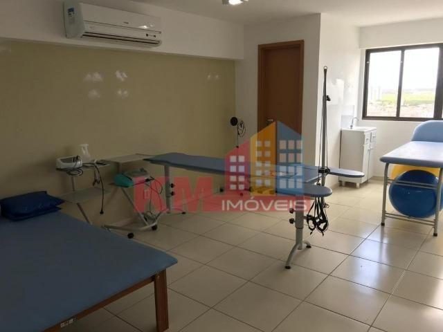 Aluga-se sala para consultório no West Clinical - KM IMÓVEIS - Foto 5