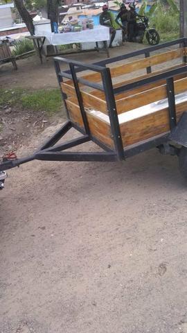 Vende se carrocinha toda conservada 2.000  * - Foto 3