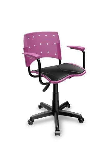 Cadeira Secretária Ergoplax - Foto 3