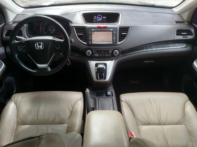 Honda cr-v EXS 2012  * consorcio - Foto 2