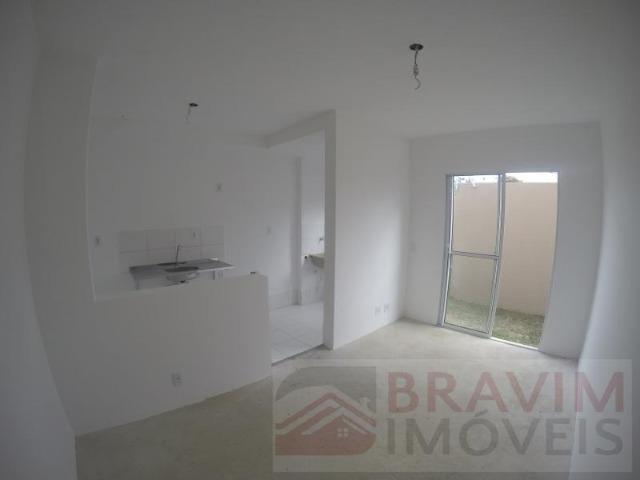 Apartamento com quintal privativo - Foto 5