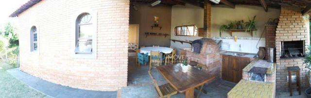 Casa com 3 dormitórios à venda, 170 m² por R$ 650.000,00 - Condomínio Saint Charbel - Araç - Foto 11
