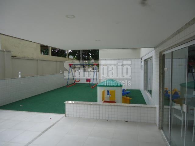 Apartamento à venda com 4 dormitórios em Campo grande, Rio de janeiro cod:S4AP6319 - Foto 4