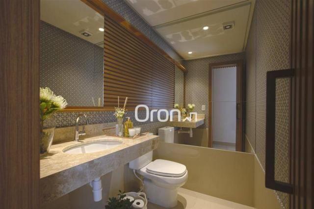 Apartamento com 3 dormitórios à venda, 118 m² por R$ 700.000,00 - Jardim Atlântico - Goiân - Foto 12