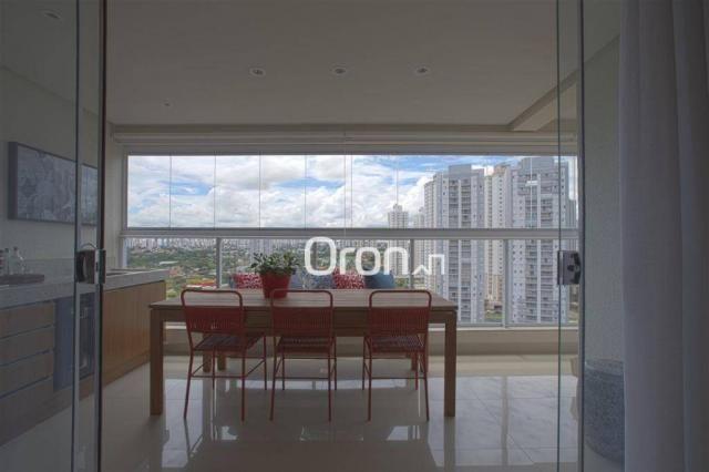 Apartamento com 3 dormitórios à venda, 118 m² por R$ 700.000,00 - Jardim Atlântico - Goiân - Foto 13