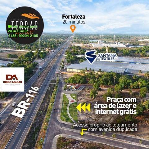 Loteamento Terras Horizonte a 30 minutos de Fortaleza!