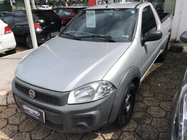 FIAT STRADA 1.4 MPI HARD WORKING CS 8V FLEX 2P MANUAL. - Foto 3