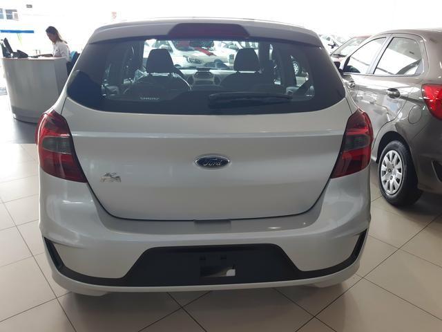 Oportunidade. Novo Ford Ka Hatch SE 1.0 Flex. Imperdível. Confira: - Foto 5