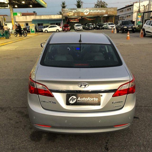 Hyundai HB20S 1.6 Automático Extra - $ 43.990 - Foto 4