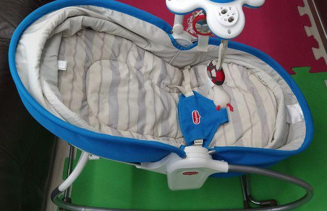 Cadeira de Descanso 3 em 1 para Bebês até 18 kg - Tiny Love<br><br> - Foto 5