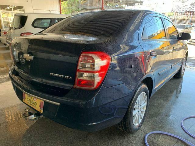 Chevrolet Cobalt LT - 2013 - Gnv - Oportunidade - Foto 5