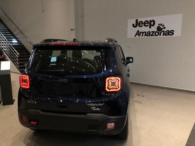 Jeep Renegade Trailhawk Turbo Diesel At 2.0 4x4 21/21 - Foto 6