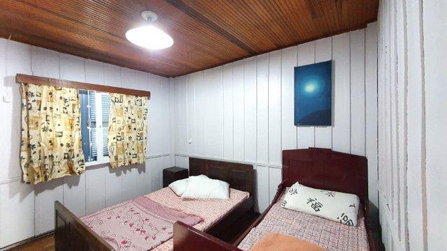 Casa pé na areia  locação de temporada com 4 dormitórios no Perequê - Cód. 73AT - Foto 11