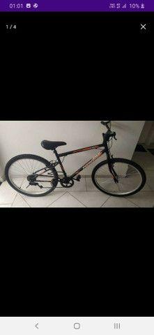 Bike nova, pouco usada  - Foto 2