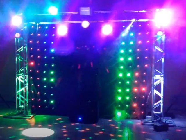 Vende-se Equipamentos de Iluminação DJ