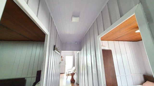 Casa pé na areia  locação de temporada com 4 dormitórios no Perequê - Cód. 73AT - Foto 8
