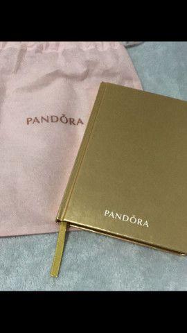 Diário planner Pandora