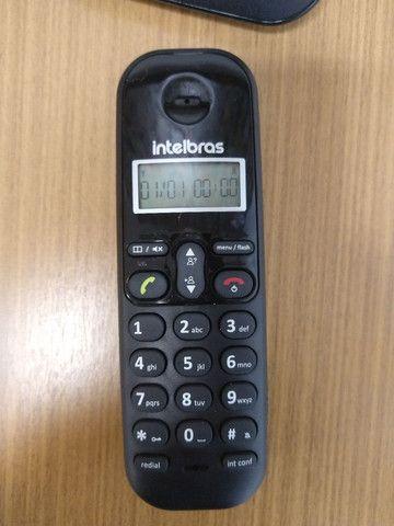 Telefone s/ fio Intelbras TS3110 - Foto 3