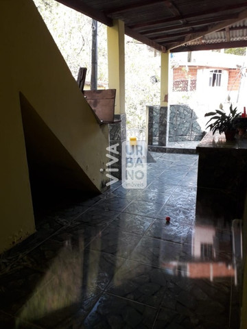 Viva Urbano Imóveis - Casa no bairro Sossego/Piraí - CA00431