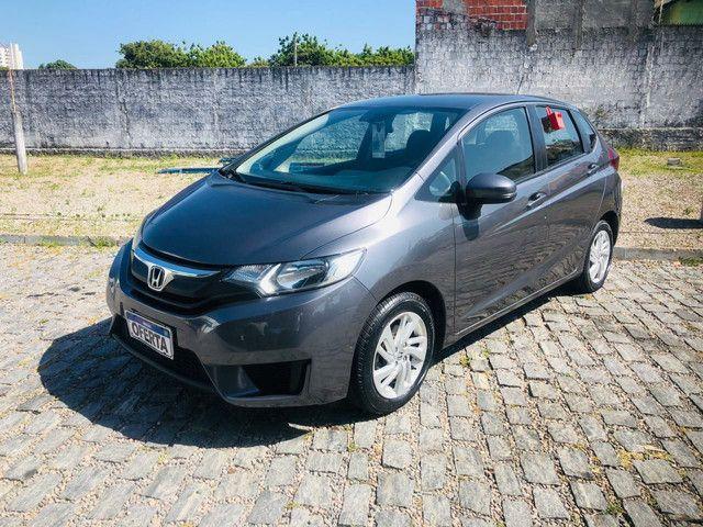 Honda Fit 2015 LX 1.5 Aut Único dono