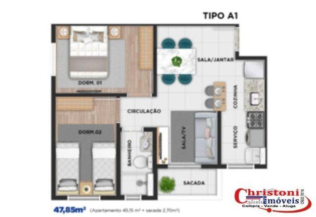 Pq dos IPÊS apartamento - Foto 12