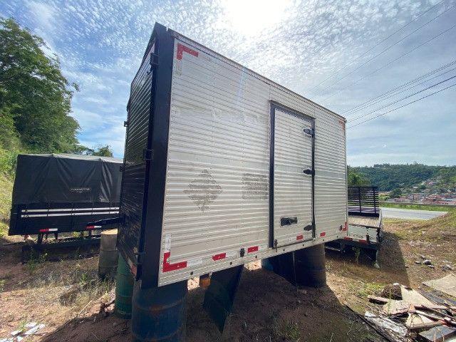 Baú para caminhão 3/4 3,50m fs caminhoes - Foto 6