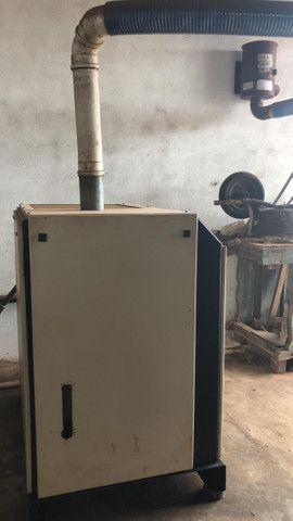 Compressor de ar parafuso  - Foto 2