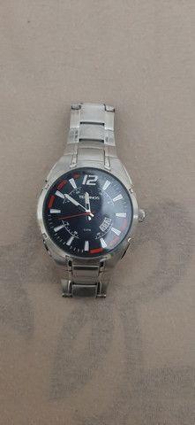 Vendo ou troco relógio de prata technos
