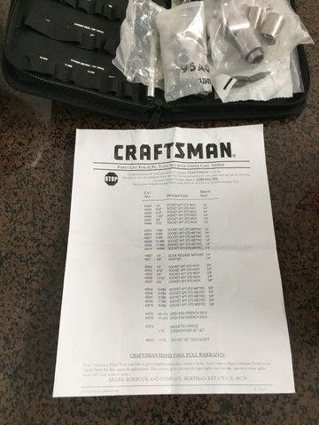 Kit Ferramentas Craftsman 42 peças P/ Harley Davidson - Foto 3