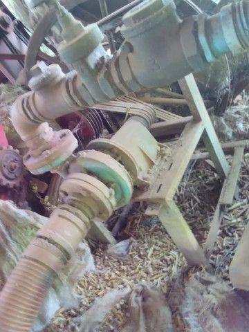 Sistema de Irrigação Completo - Bomba Tocada a Trator 60 CV