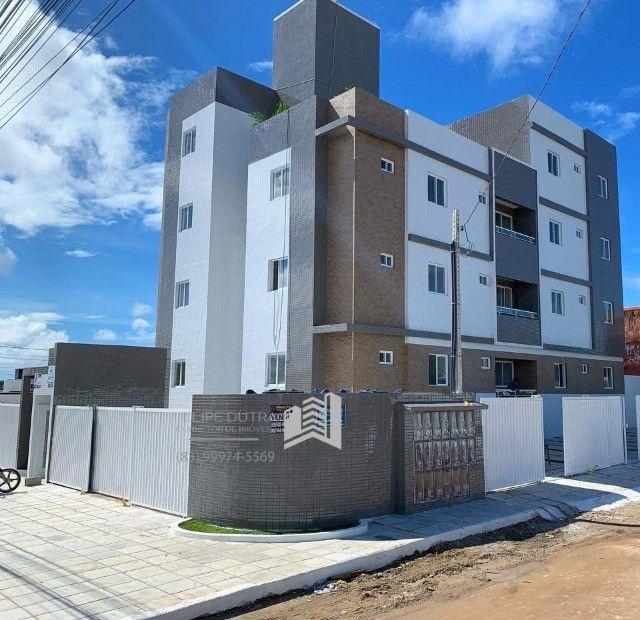Nova Mangabeira/Paratibe com 2 Quartos sendo 1 Suíte R$ 135.000,00