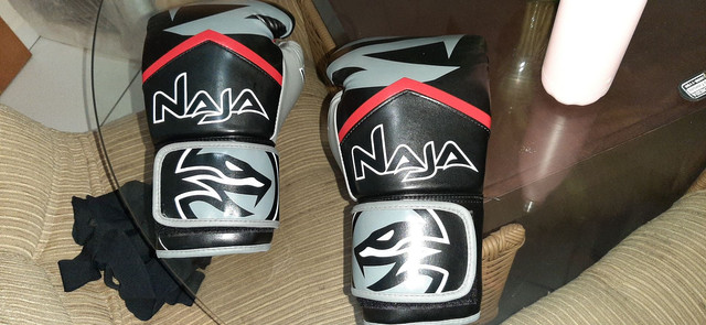 Luvas de boxe NAJA EXTREME.
