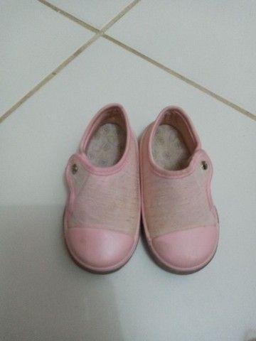 lotinho sandálias De menina  - Foto 5