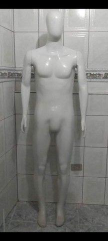 Manequim masculino - Foto 2