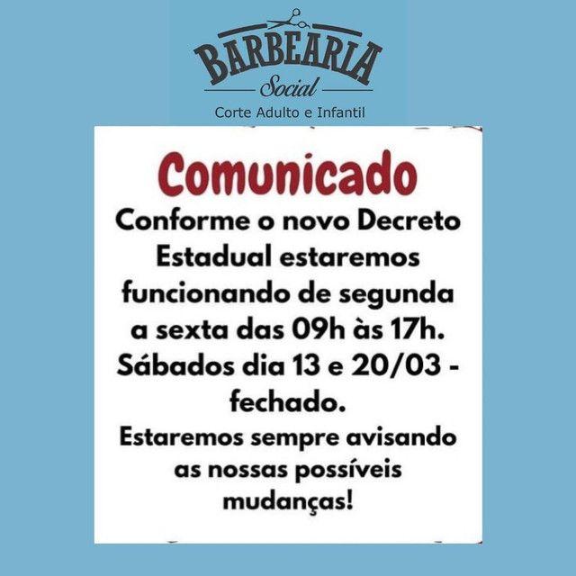 BARBEARIA SOCIAL  - Foto 3