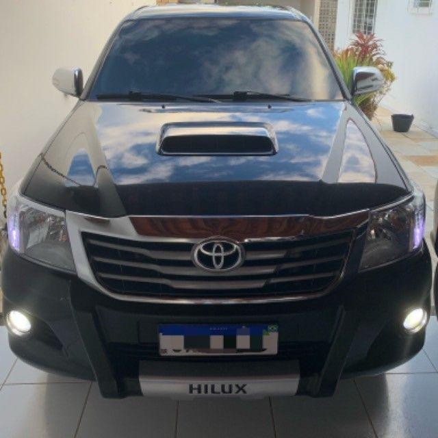 Toyota Hilux 2014 - Foto 4