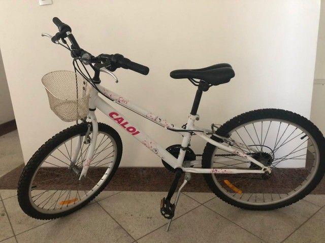 Bicicleta - Caloi Ceci Aro 21