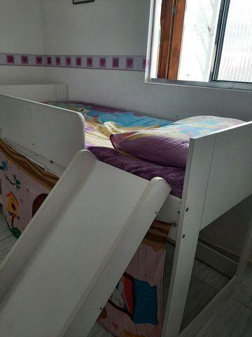 Cama Infantil com Escorregador - Foto 4